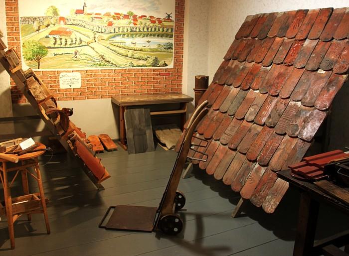 Abteilung Dachdeckerhandwerk