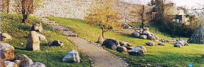 Findlingsgarten Fürstenwerder