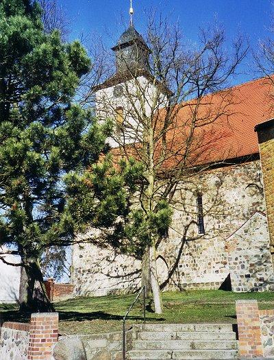 Kirche in Fürstenwerder