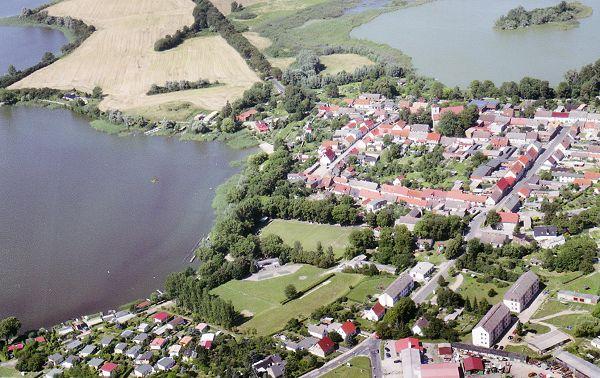 Luftaufnahme Fürstenwerder 2009