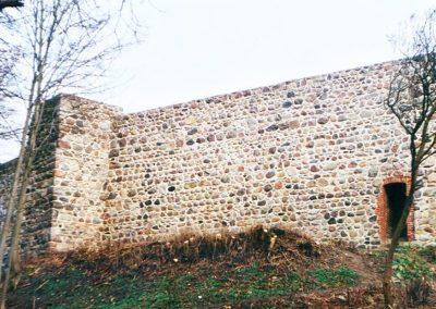 Stadtmauer Nähe Sportplatz