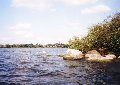 Am Großen See bei Fürstenwerder