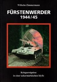 Buchcover Fürstenwerder 1944-1945
