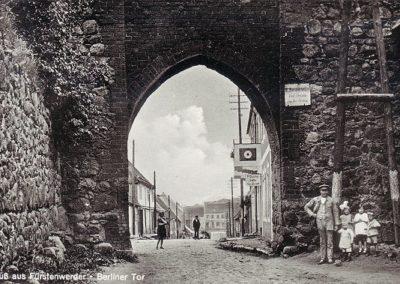 Berliner Tor - 1907
