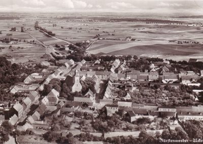 Luftaufnahme von Westen