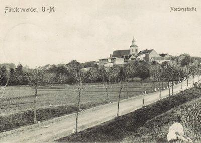 Fürstenwerder Nordwestseite