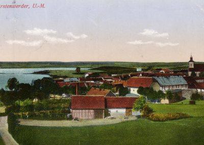 Ostseite, coloriert - 1907