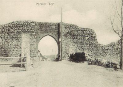 Berliner Tor (Parmer Tor) - 1907