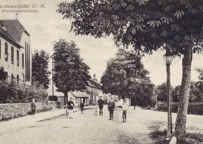 Prenzlauer Straße - 1911