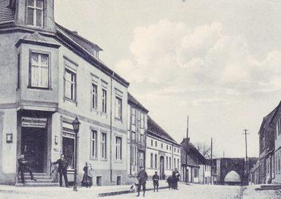 Prenzlauer Straße - 1913