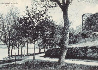 Promenade am See - 1914