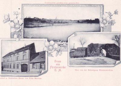Mix aus Grafik und Foto - 1901