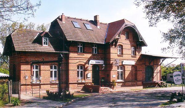 Alter Bahnhof Fürstenwerder