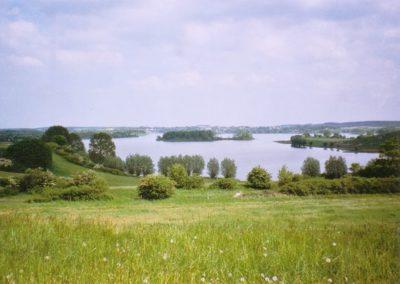 Blick vom Grenzberg