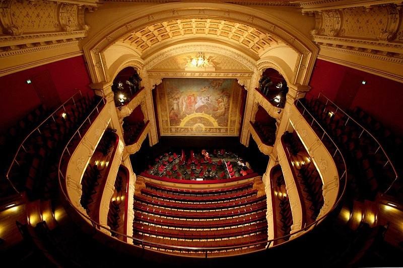 Staatstheater Schwerin - Saal (Quelle: Staatstheater Schwerin)