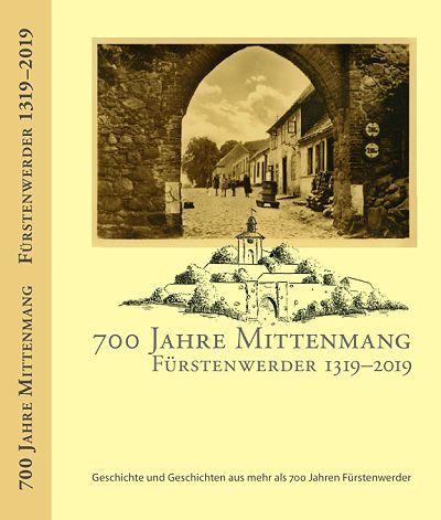 Buch 700 Jahre Fürstenwerder