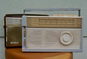 """Abbildung Radio """"Stern 111"""" aus dem Audioguide """"Heimatwandel(n)""""."""
